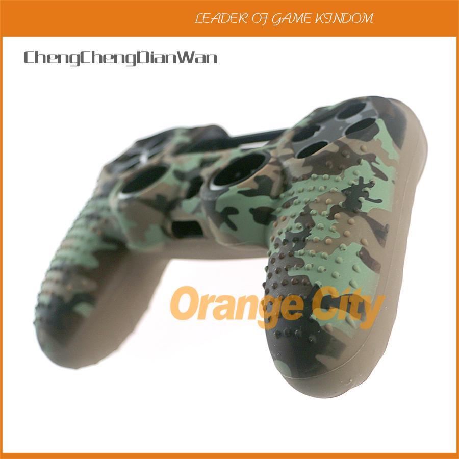 Anti Slip Silicone Protective Skin Case For PlayStation 4 PS4 DS4 Pro Slim Controller Thumb Stick Grip Caps