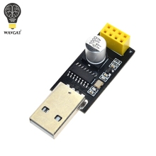 CH340 USB to ESP8266 ESP-01 Wifi Module Adapter Computer Phone Wireless Communication Microcontroller for Arduino(China (Mainland))