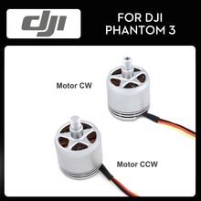 DJI Phantom 3 Мотор 2312A CW/CCW Для Phantom3 оригинальные аксессуары Запчасти 1 шт