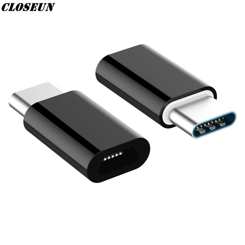 type c otg adapter micro usb to type c charger connectors. Black Bedroom Furniture Sets. Home Design Ideas