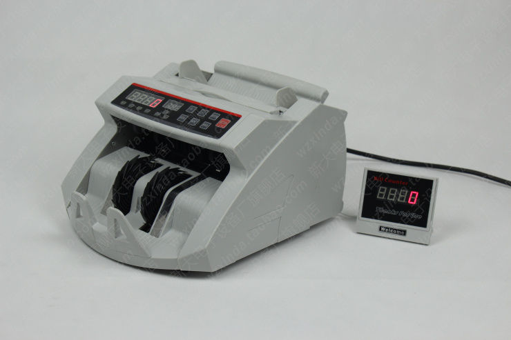 AC110V 220 В счетчик Билл Деньги Подсчета Банкомат детектор UV MG