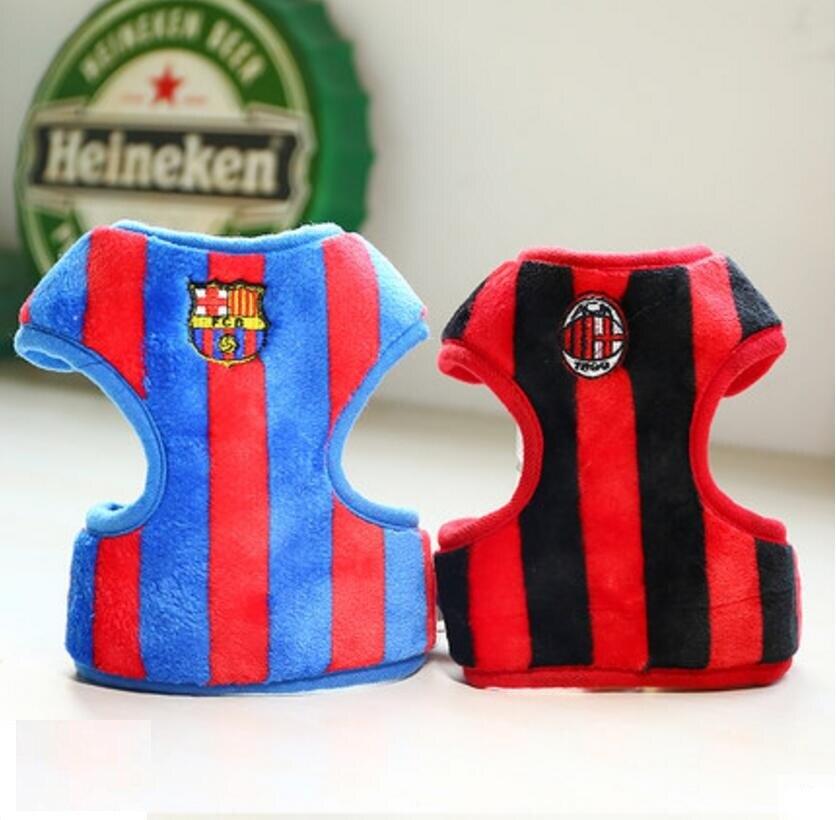New Pet Harness Vest Leash Set for Small Dogs Adjustable CartoonPuppy Dog Pet Cat Harness S M L