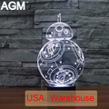 Star Wars 3D Lamp Touch Table lamp 7 Color Changing BB8 3D Desk Lamp Luminaria 3D LED Lamp Novelty Led 3D Night Lights For Kid