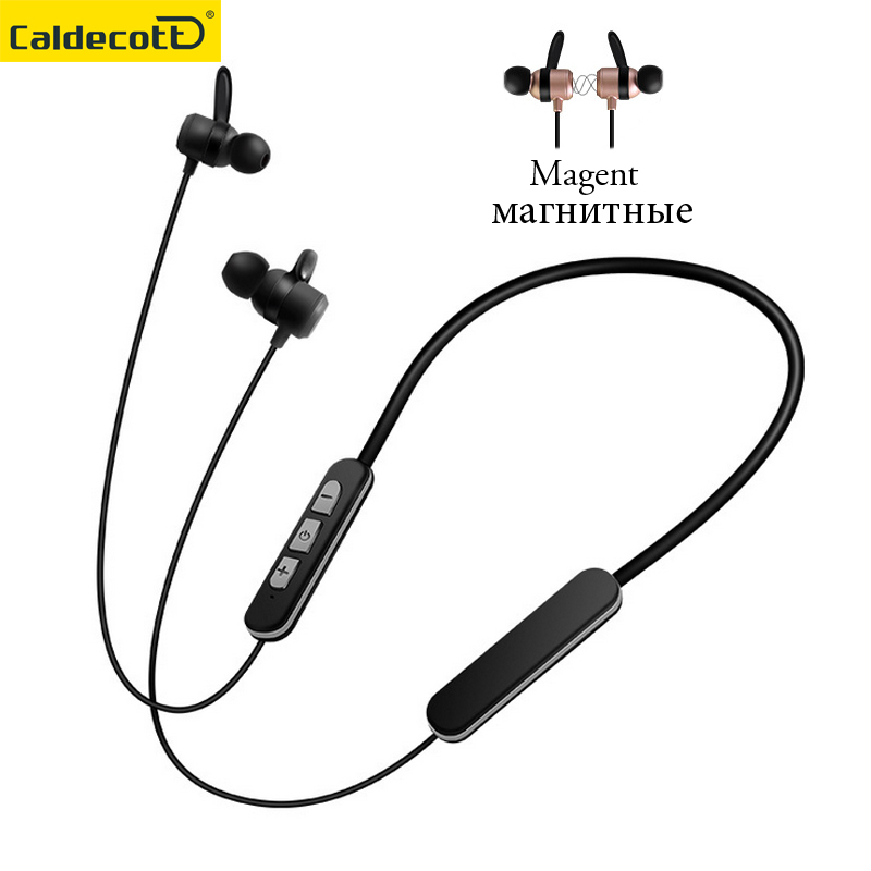 Neckband Bluetooth Headset Wireless Earphone Bluetooth Earpiece Sport Running Stereo Earbuds for Android IOS phone with Ear hook new sport running bluetooth wireless ear hook earphone super stereo bass headset noise reduction lot ib for android ios phones