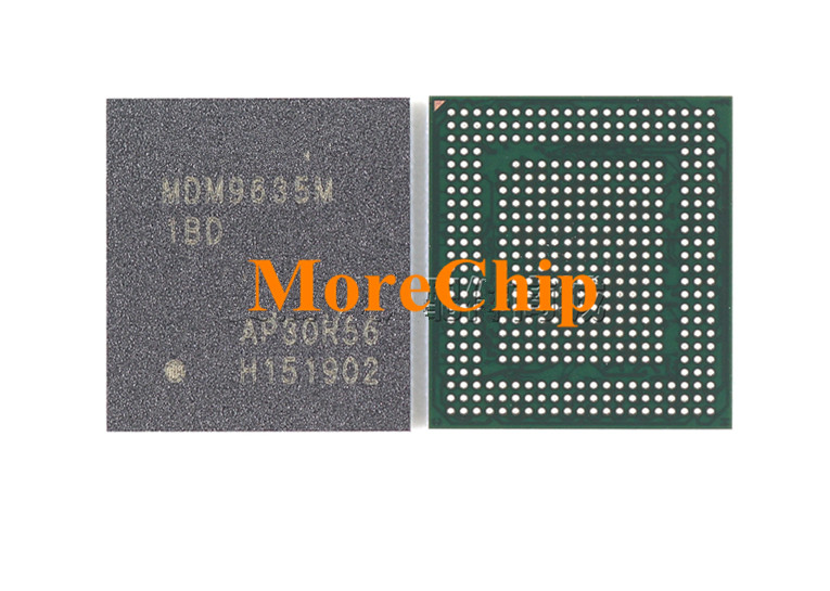Mobile Phone Parts Mdm9635m Baseband Cpu Ic For Iphone 6s 6sp 6s Plus 4g Modem Processor Chip Mdm9635 10pcs/lot High Standard In Quality And Hygiene