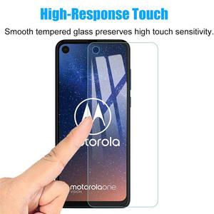 Image 2 - 2 шт., Защита экрана для Motorola One Action, закаленное стекло, Motorola Moto One Action OneAction, защитное стекло, пленка 6,3 дюйма