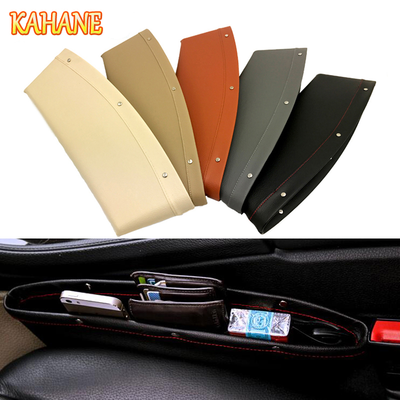 KAHANE 2x PU былғарыдан жасалған - Автокөліктің ішкі керек-жарақтары - фото 1