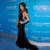 El último diseño de la sirena Selena Gomez Celebrity Sexy Vestido de noche del estilo moldeada Backless vestidos para ocasiones especiales Vestido Longo