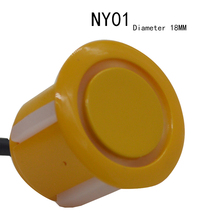 NY01Car датчики парковки система помощи при парковке Датчик детектора автомобиля автомобильная электроника автомобиля датчик парковки