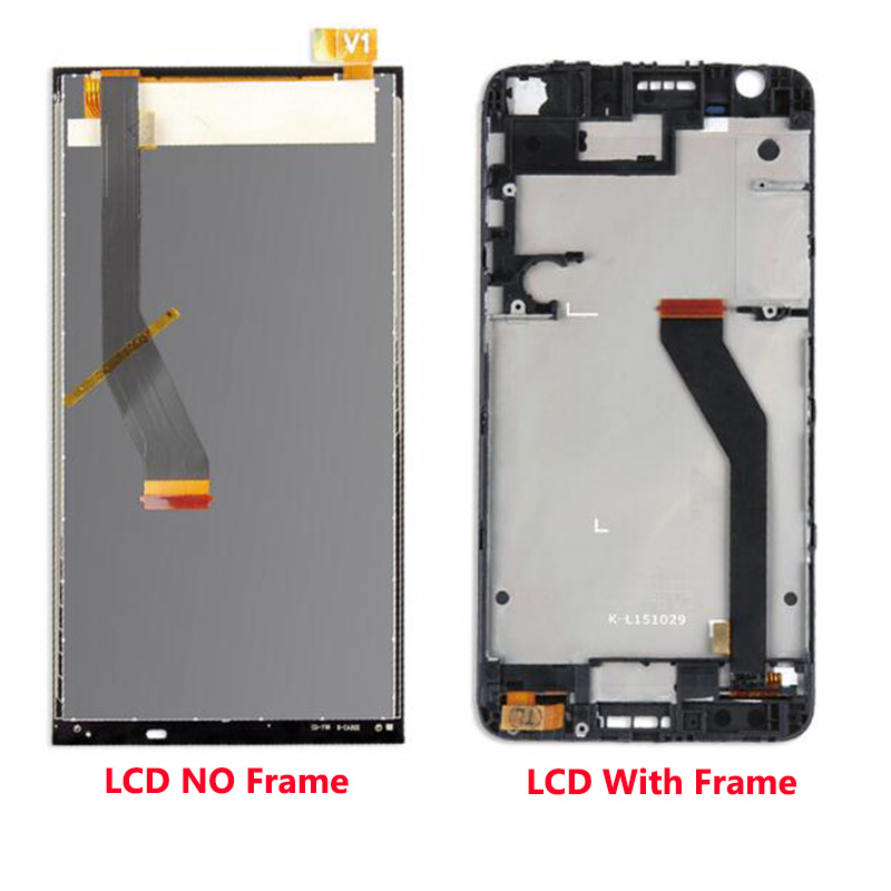 ACKOOLLA Mobile Phone LCDs for HTC Desire 820 820n 820s 820G 820qi Accessories Parts Mobile Phone LCDs Touch Screen