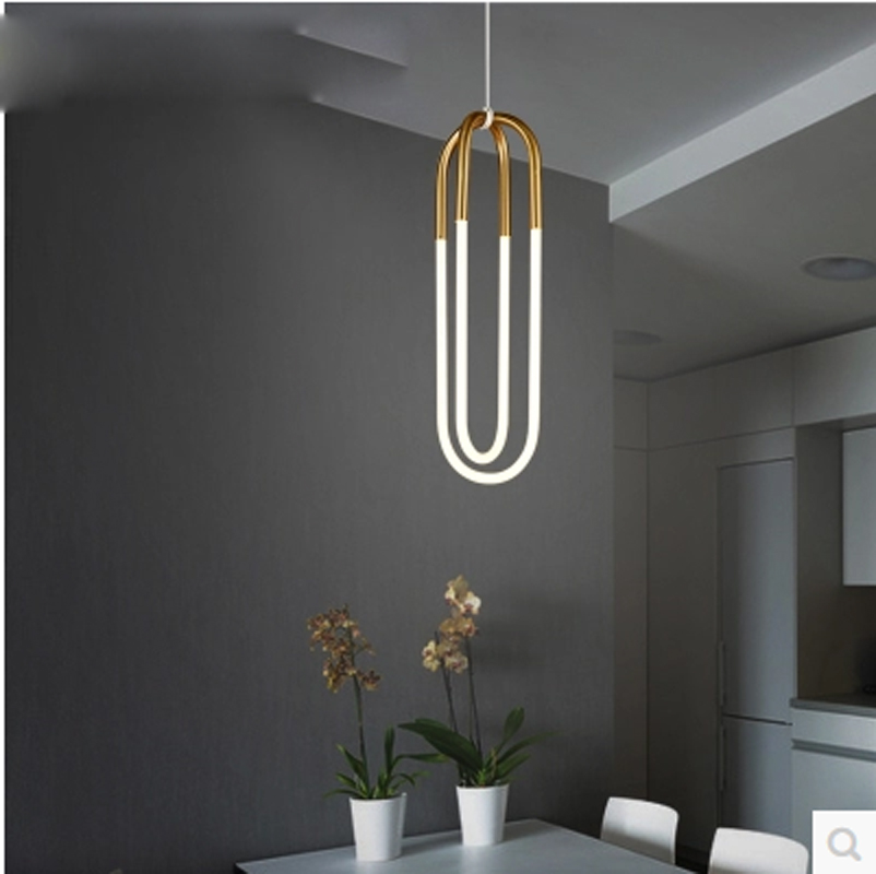 цены New Postmodern Chandelier Nordic Simple Creative Lamp Restaurant Bar Cafe Bar Hotel Studio Lighting fixture led lamps home lamp