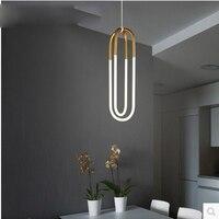 New Postmodern Chandelier Nordic Simple Creative Lamp Restaurant Bar Cafe Bar Hotel Studio Lighting Fixture Led
