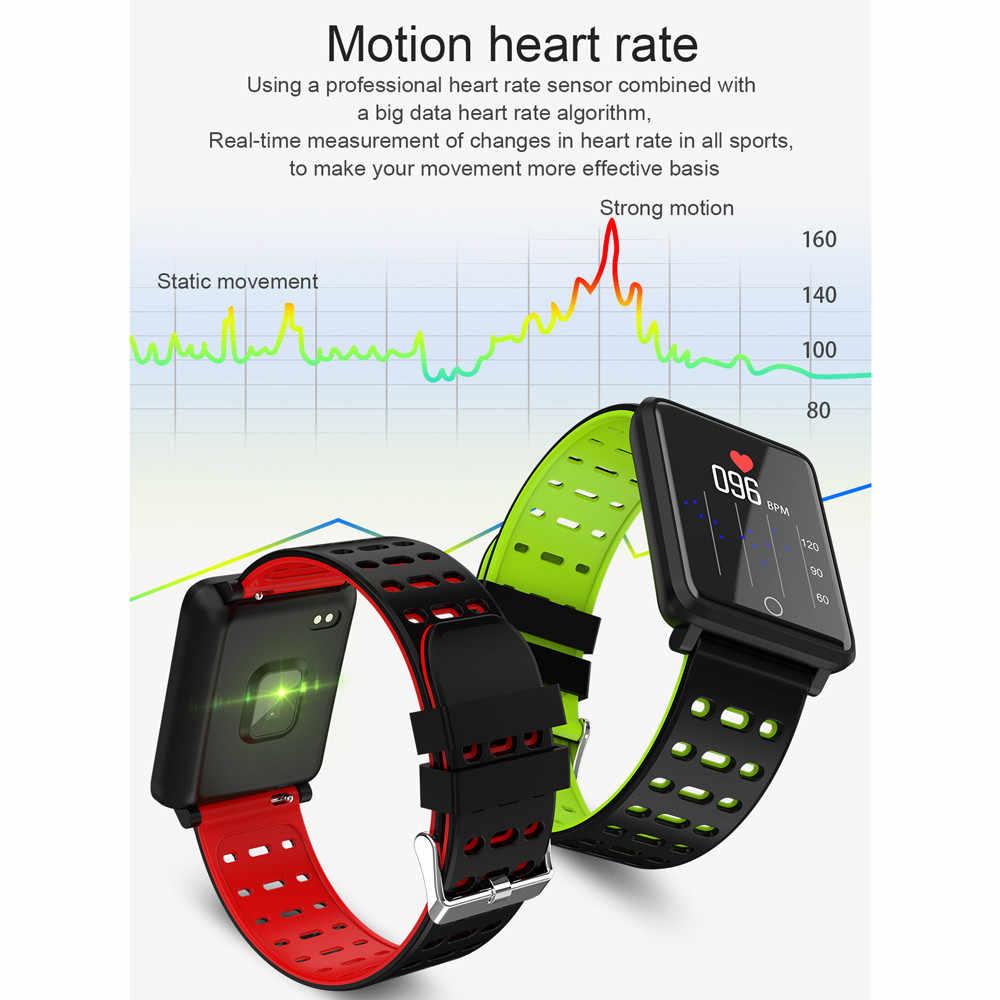 Лидер продаж F3 смарт-браслет монитор сердечного ритма крови Давление Фитнес трекер подходит для занятий спортом, Reloj electronico inteligen