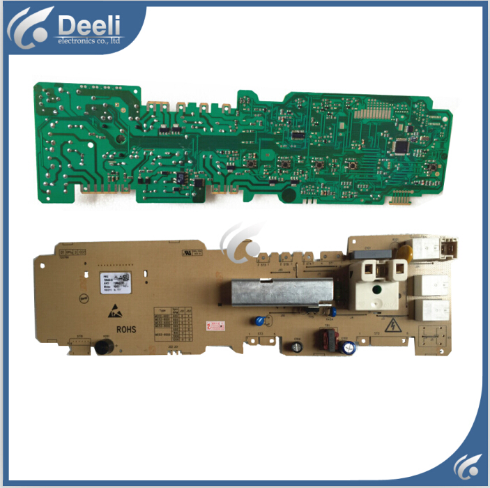 100% tested used for washing machine drum pc board mg52-x1008e mg52-1008 motherboard circuit board free shipping 100% tested for sanyo washing machine board xqb46 466 motherboard on sale
