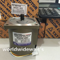 M425 402 Variable Speed Controller Motor 25watt Power 220V with 4GN 10K Gearbox
