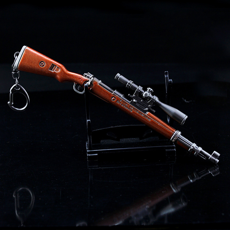kar98k sniper rifle weapon model (5)
