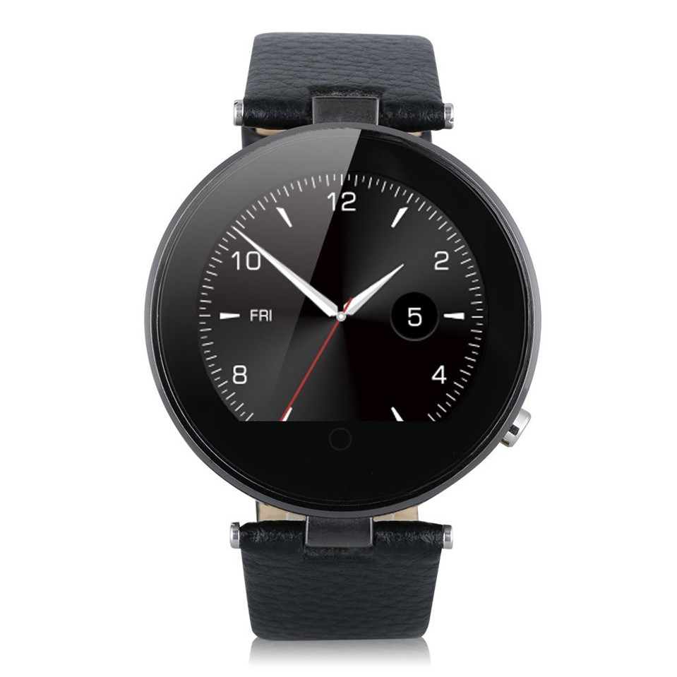 Free shipping 2016 New S365 Bluetooth 4 0 Smart Watch WristWatch Round For font b iPhone