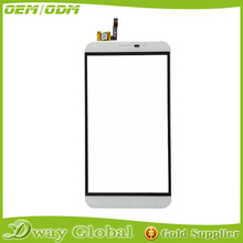 Safe Packing Black/Gold/White For CUBOT Note S Digitizer Touch Screen for coubt note s Touch Panel Sensor Front Glass