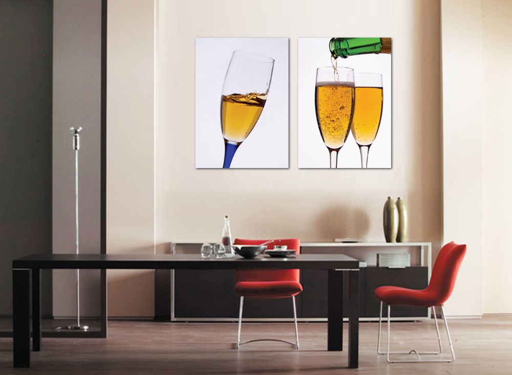 Canvas Wall Art For Dining Room | HDRgermanyPhotos.com