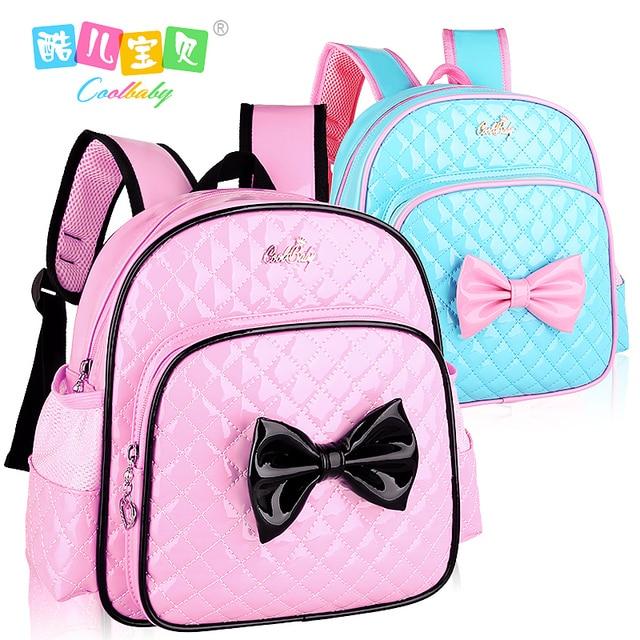 Girl Nursery Bag Medium Small Class Cute Baby Backpack Shoulder ...