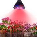 Светодиодная лампа E27 12W 85-265V Miracle Grow Plant light 110V 220V для теплиц органические растущие растения