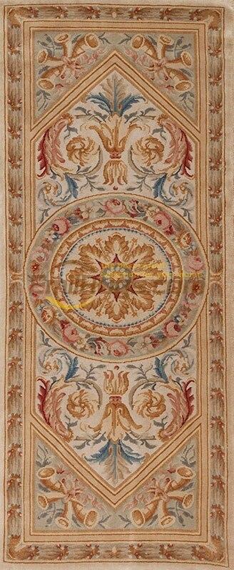 Chaise de bureau tapis protecteur tapis tapis tissé à la main tapis rond tricoté laine de luxe tapis à tricoter
