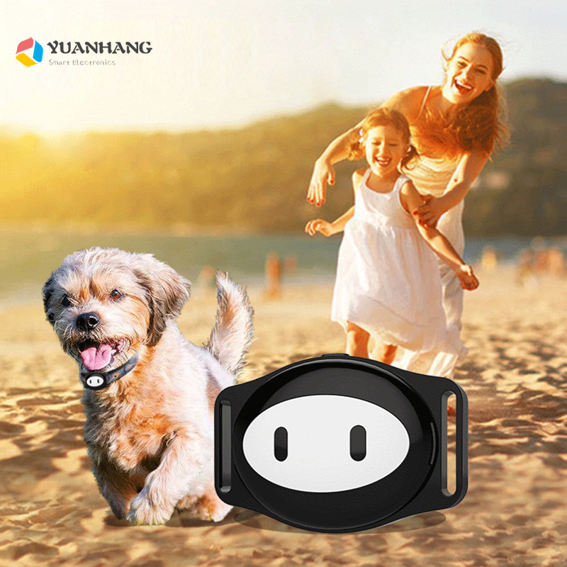 D79 Waterproof MiNi Pet GSM GPS Tracker Locator Collar For Dog Cat Long Standby Geo Fence