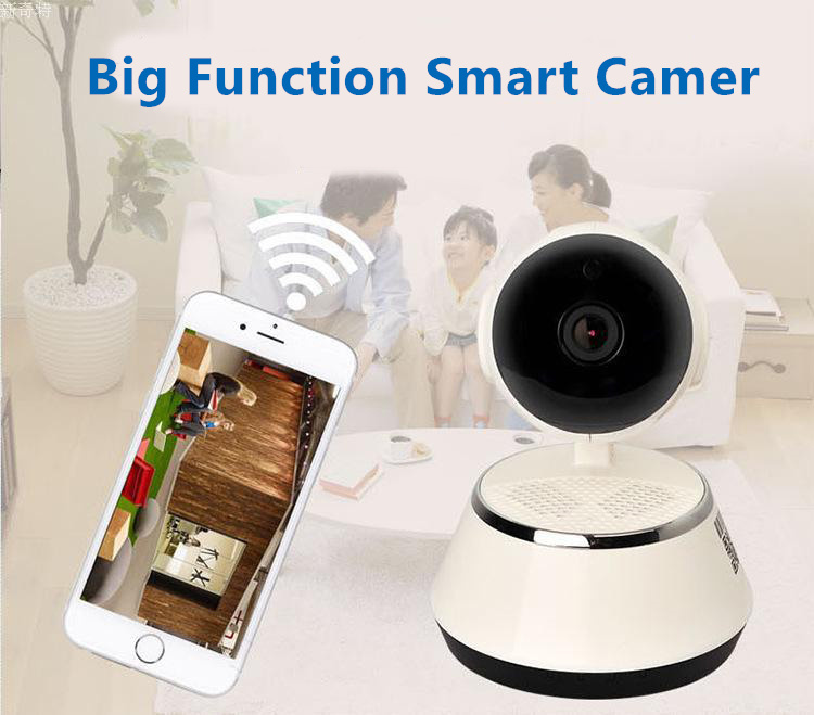 1.0Mp ONVIF WIFI IP Camera 720P Wireless 802.11b/g/n IR Home Security Camera CCTV Network IP Cam 3.6mm lens gift n home