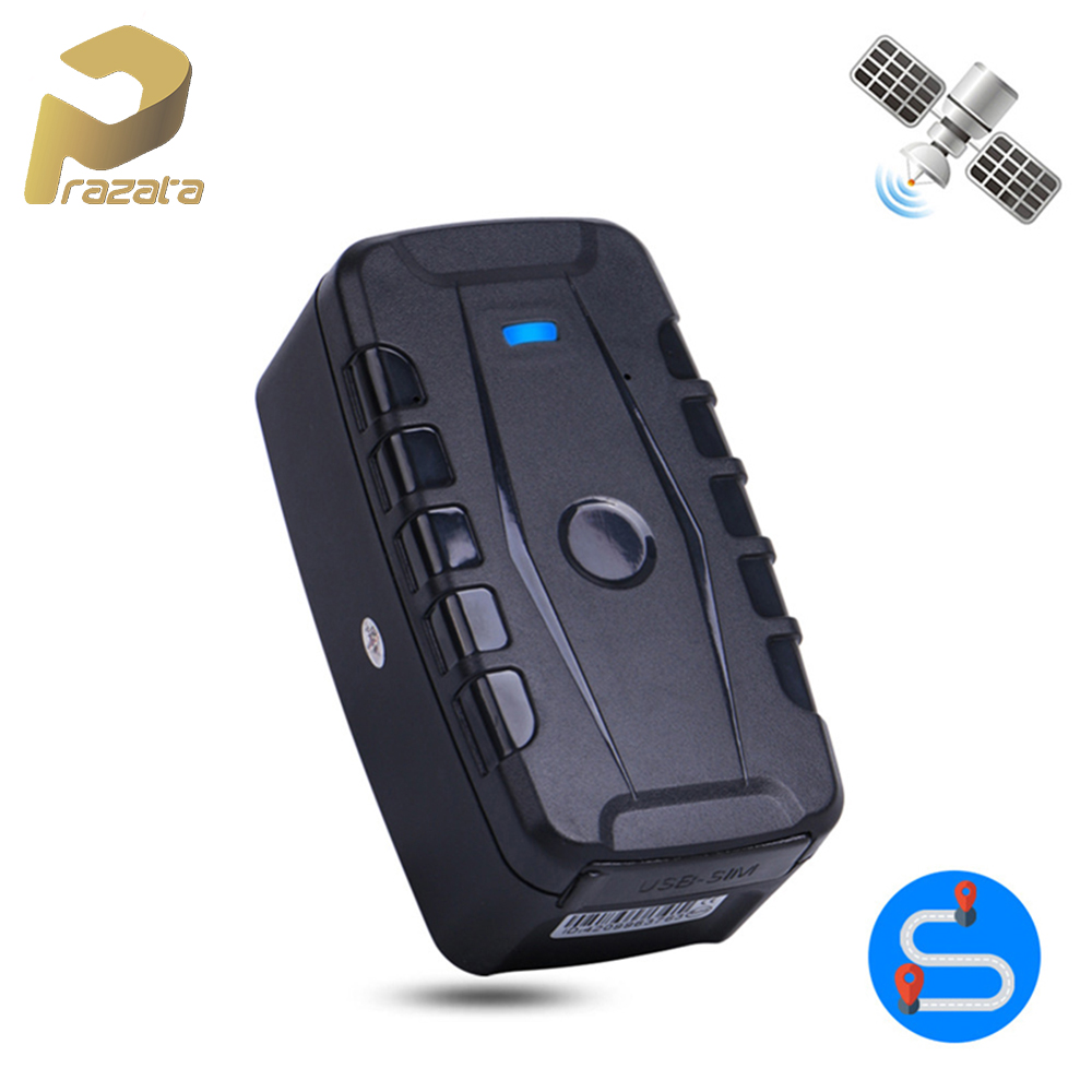 GPS Tracker Car <font><b>LK209C</b></font> 20000mAh 240 Days Standby Waterproof Vehicle Tracker GPS Locator Tracking Device Magnets Drop Shock Alarm image