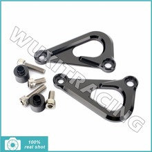 10 11 12 13 14 15 16 Anodized New CNC Racing Hooks Billet Aluminium Alloy for MV AGUSTA F4 2010 2011 2012 2013 2014 2015 2016