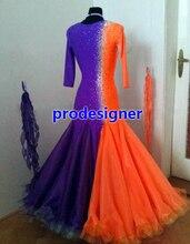 New Style!ballroom Standard Dance Dress,Waltz Competition Dress,Women,Ballroom Dance Dress,white color S M L LL