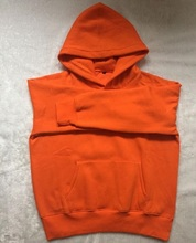 2017 quality nice hip hop hoodies with fleece WARM winter mens kanye west hoodie sweatshirt swag solid orange hoodies