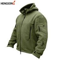 גברים חמים מעיל צמר Jacket טקטי צבאי חורף ברדס לנשימה תרמית גברים מעילי בגדי הלבשה עליונה מעיל AQ907282