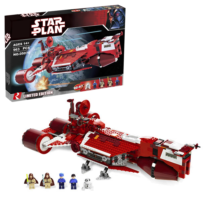 Lepin 05070 Star Wars Millennium Falcon building bricks blocks Toys for children Game Weapon Compatible with bela decool 7665 lepin 22001 imperial flagship building bricks blocks toys for children boys game model car gift compatible with bela decool10210