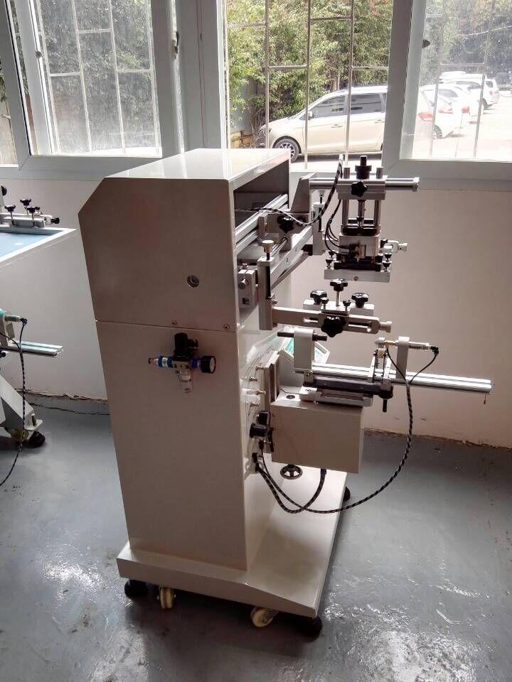 avtomatski sitotisk na plastične steklenice, stroj za sitotisk s - Pisarniška elektronika - Fotografija 4