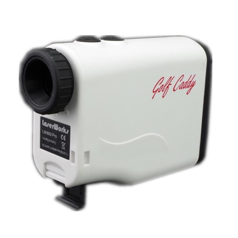 Telémetro de golf 600m pantalla LCD portátil de alcance telescopio - Instrumentos de medición - foto 5
