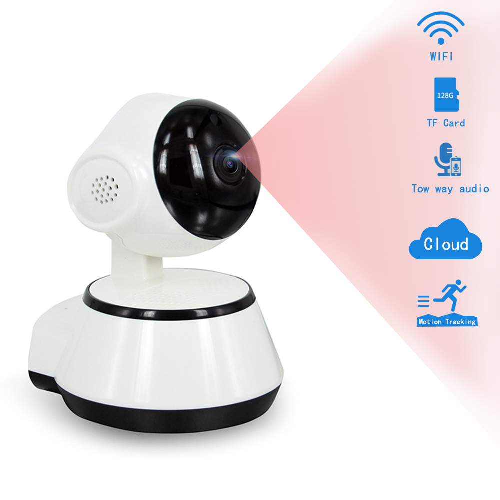 Home Security IP Camera Wireless Smart WiFi Camera WI-FI Tow Way Audio Record Surveillance CCTV Cluod Night Vision Baby Monitor