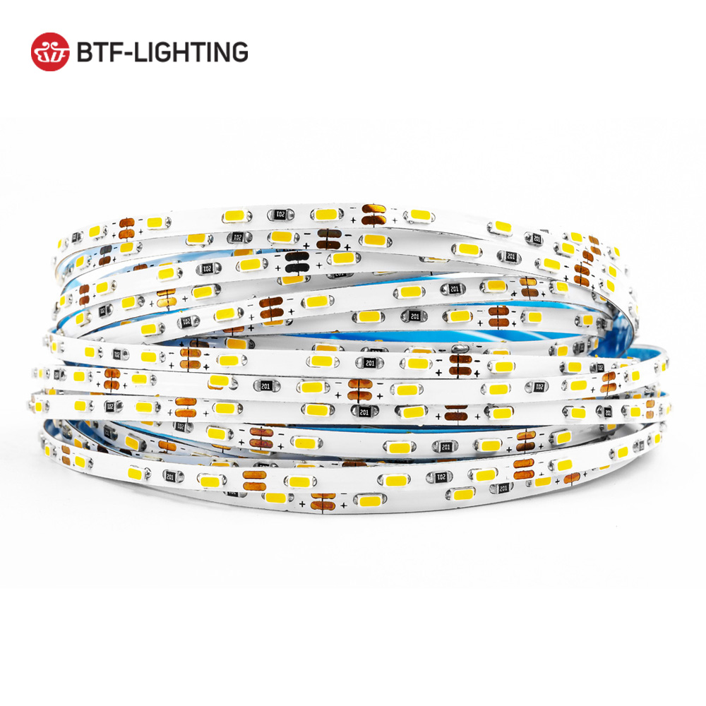 5m 3/5/8mm Width 3014 60/90/120/168 LED/meter LED Strip DC12V Warm/Natural/Cool White Super Bright Flexible Light Non-Waterproof