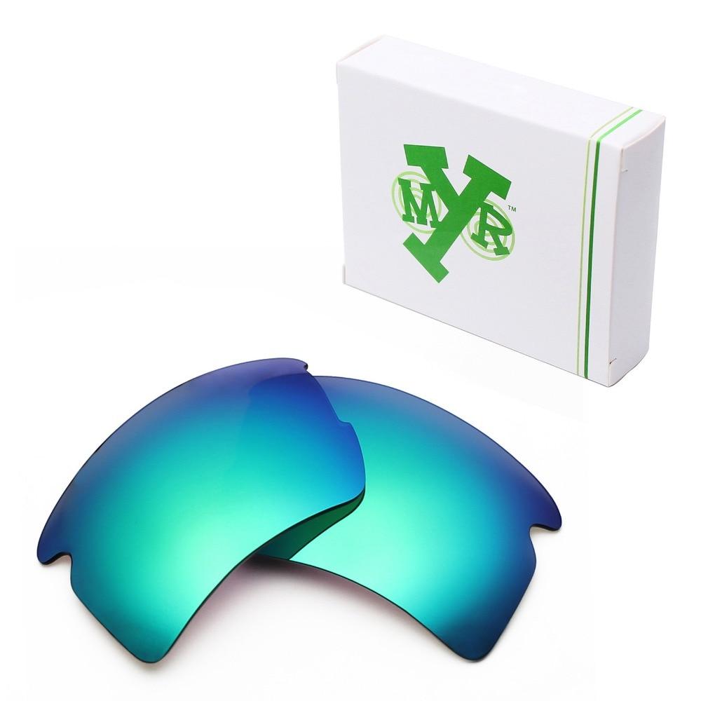 Mryok polarizado Objetivos para Oakley Flak 2.0 XL Gafas de sol verde  esmeralda 3b27edf1c3