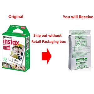 Image 3 - Genuine Fujifilm Instax Mini Film Stripe + Candy Pop + White Film 3 Packs For Fuji Instant Mini 8 9 70  90 25 Camera SP 1 SP 2