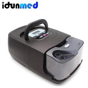 Image 3 - BMC CPAP אוטומטי מכונה GI אנטי נחירות אוטומטי נייד מכשיר עם סיליקון מלא פנים מסכת רצועת צינורות מסנן עבור שינה דום נשימה