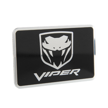 Car Sticker Viper Emblem for Dodge RAM Challenger Journey Caliber Avenger Charger SRT10 Caravan Nitro GTS Decal Auto Accessories недорого
