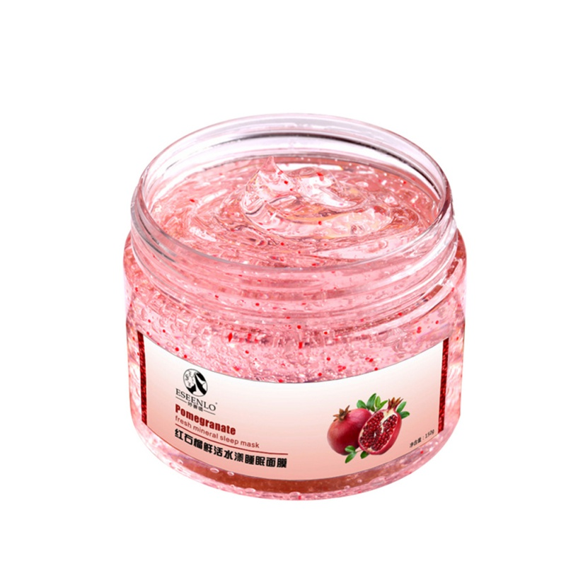 Sleeping Mask Makeup Facial Mask Red Mask Sleeping Dark Bleach Spot Remover Face Mask Anti Wrinkle Aging Skin Care