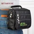 Miyahouse Multifunción Hombres Paquetes de La Cintura Para Los Hombres Bolsa de Viaje de Lona Mini Cinturón de Cintura Bolsas de Crossbody de Los Hombres Bolsa de Mensajero de Los Hombres bolsas