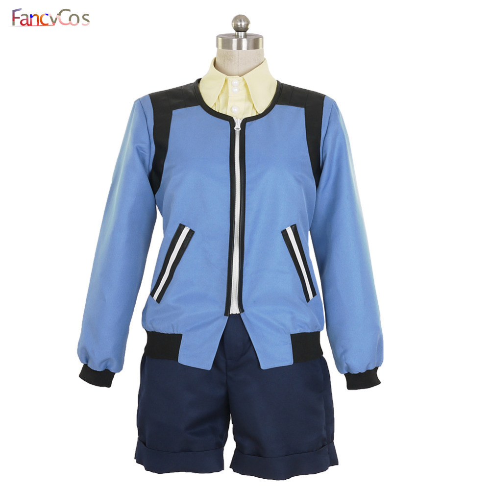 Halloween Women's Tokyo Ghoul Toka Kirishima Girls Party Dress Cosplay Costume High Quality Custom Made