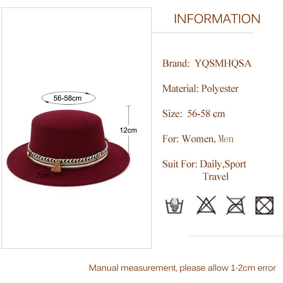 93cedcd8a2c3b Vintage Fedora Trilby Hat Women Black Bowler Felt Church Hats Jazz Fedora  Hat for Woman Ladies Cap Accesstries WH708
