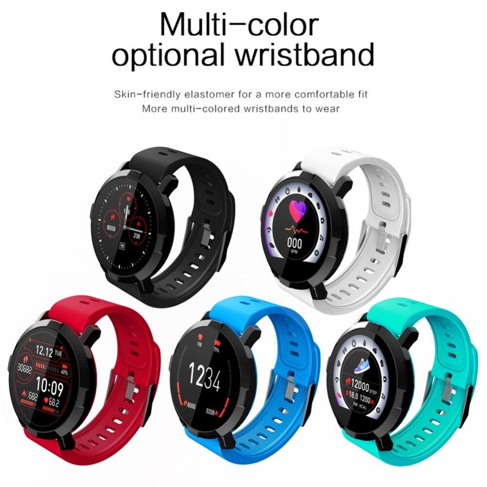 Intelligente Elektronik Unterhaltungselektronik Hell M29 Smart Uhr Männer Frauen 1,22 touchscreen Ip68 Herz Rate Blutdruck Schlaf Überwachung Anruf Erinnerung Kind Sport Armband Neueste Technik