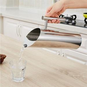 Image 3 - Arrivels החדש גדול קיבולת 2L מטבח מים צנצנות שלי מים בקבוק משרד משפחה מיץ פירות תה חלב קפה סיר קפה בר כלים