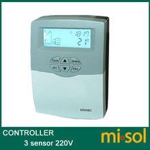 220 V controller van zonneboiler, voor gescheiden onder druk zonneboiler
