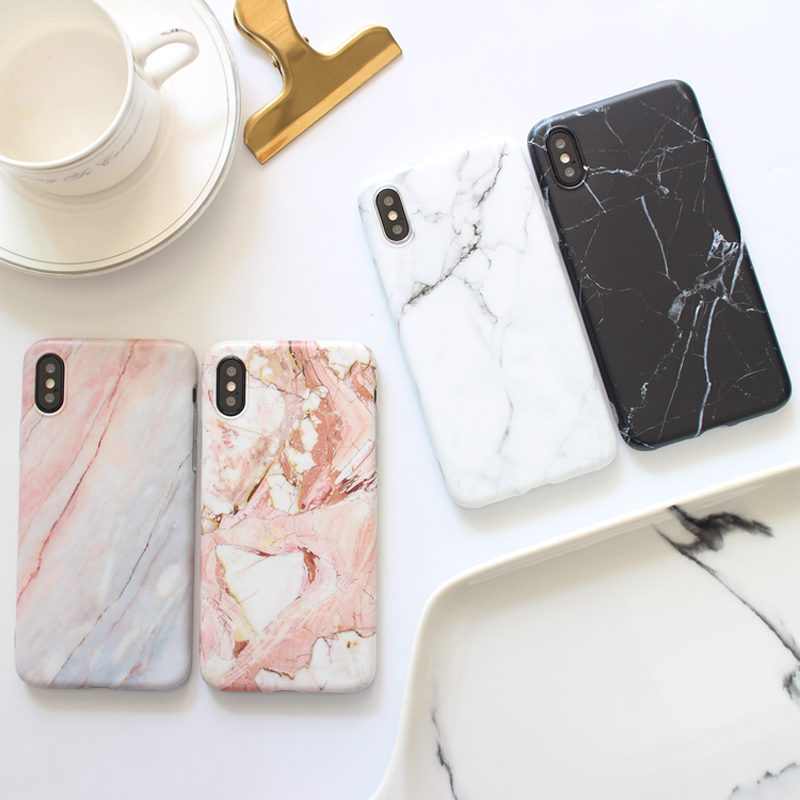 iphone xr marble silicone case